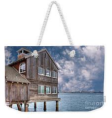 Seaport Village Weekender Tote Bag