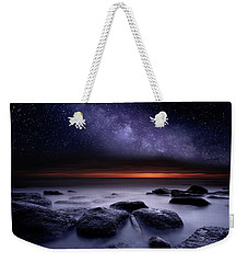 Search Of Meaning Weekender Tote Bag by Jorge Maia