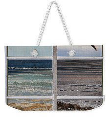 Searching For Freedom Weekender Tote Bag by Stanza Widen