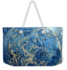Searching Weekender Tote Bag by Valerie Travers
