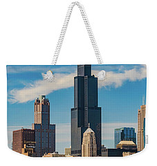 Sears Tower Chicago Weekender Tote Bag
