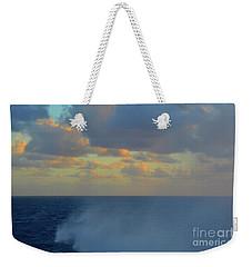 Seas The Day Weekender Tote Bag