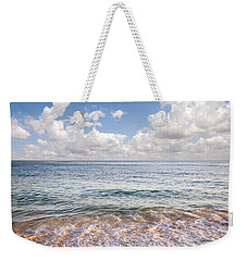 Seascape Weekender Tote Bag by Carlos Caetano