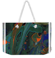 Seascape Enhanced Weekender Tote Bag by Angela L Walker