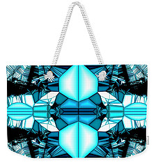 Seascape In Jazzy Time Weekender Tote Bag