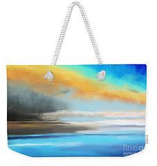 Seascape Painting Weekender Tote Bag
