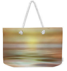Weekender Tote Bag featuring the photograph Seascape by Tom Mc Nemar