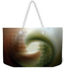 Weekender Tote Bag featuring the photograph Seashell by Allen Beilschmidt