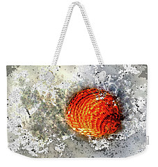 Seashell Art  Weekender Tote Bag