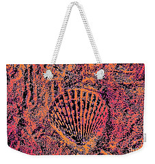 Seashell Delight Weekender Tote Bag