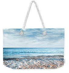 Seashore Weekender Tote Bag by Carlos Caetano