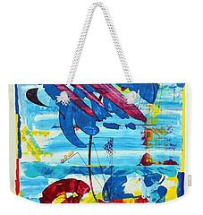 Seashore Holiday Weekender Tote Bag