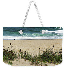 Seashore Retreat Weekender Tote Bag by Michelle Wiarda