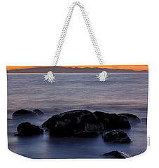 Seashore Sunrise Weekender Tote Bag
