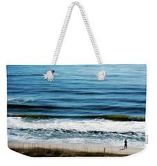 Seaside Fisherman Weekender Tote Bag by Glenn Gemmell