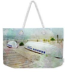 Seaside Park Weekender Tote Bag