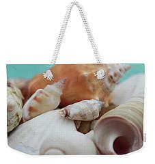 Seaside Seashells Weekender Tote Bag