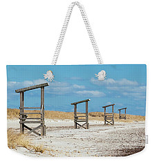 Seaside Sentinels Weekender Tote Bag