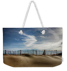 Seaside South Of France Weekender Tote Bag by Hugh Smith