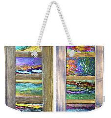 Seasides Weekender Tote Bag