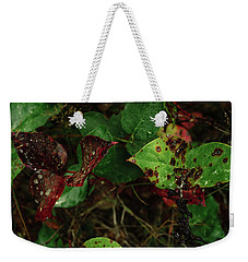Season Color Weekender Tote Bag