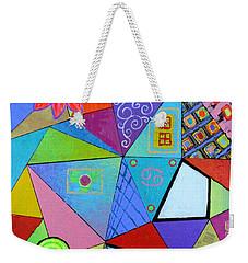 Season Of Cancer Weekender Tote Bag by Jeremy Aiyadurai