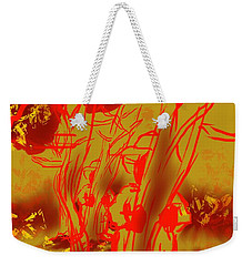 Seasonal Mystery Weekender Tote Bag