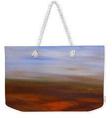 Seasons Changing Weekender Tote Bag
