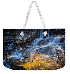 Seasons Collide Weekender Tote Bag