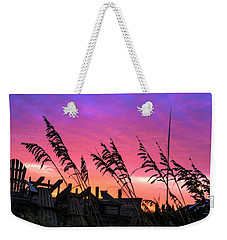Seasons End II Weekender Tote Bag by John Harding