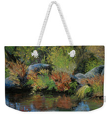 Seasons In Transition Weekender Tote Bag