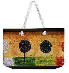Seasons Of Love Weekender Tote Bag by Jane Chesnut