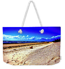 Weekender Tote Bag featuring the photograph Seat For One by Douglas Barnard