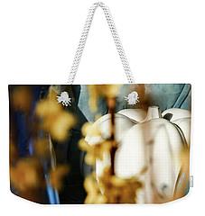 Seated Pumpkin -  Weekender Tote Bag