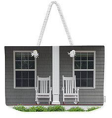 Seating For Two Weekender Tote Bag