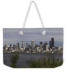 Seattle At Its Best Weekender Tote Bag