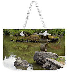 Seattle Japanese Gardens 1 Weekender Tote Bag