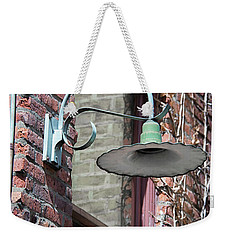 Seattle Streetlight Weekender Tote Bag
