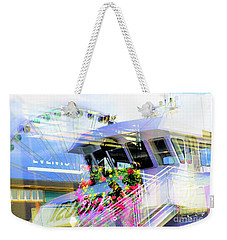 Seattle Washington 3 Weekender Tote Bag