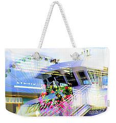 Seattle Washington 3 Weekender Tote Bag