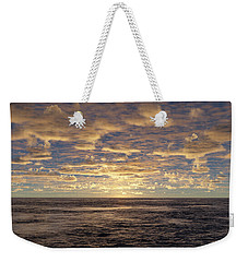 Weekender Tote Bag featuring the photograph Seaview by Mark Greenberg