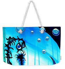 Seaweed - Art By Dora Hathazi Mendes Weekender Tote Bag by Dora Hathazi Mendes
