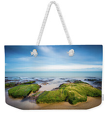 Seaweed Covered. Weekender Tote Bag