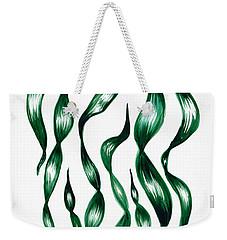 Seaweed Weekender Tote Bag