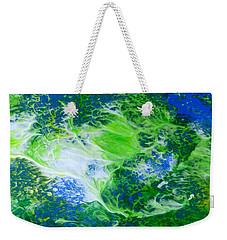 Seaweed Weekender Tote Bag by Fred Wilson
