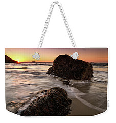 Seaweed Singing Beach Weekender Tote Bag
