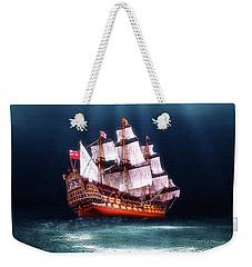Seaworthy Weekender Tote Bag by Michael Cleere