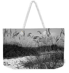 Weekender Tote Bag featuring the photograph Seclusion by Terri Mills