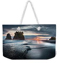 Second Beach #1 Weekender Tote Bag