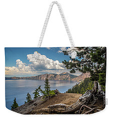Second Crater View Weekender Tote Bag